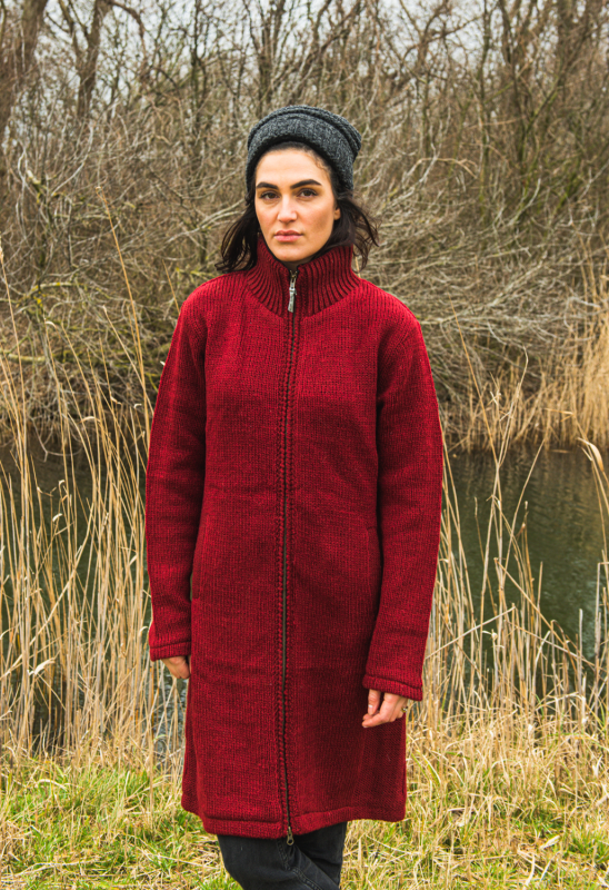 Pure Wool damesvest